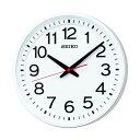 ショッピング電波 SEIKO SEIKO 「教室の時計」電波掛時計 358×55×355MM KX236W 1個