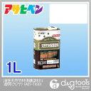 アサヒペン 油性天然竹材保護塗料 透明(クリヤ) 1L