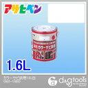 アサヒペン カラーサビ鉄用塗料 白 1.6L asahipen 塗料 さび止め