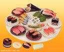 ホームパーティに!自宅で回転寿司ができちゃう!石目 まわる寿司太郎(電池式)