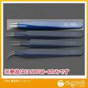 エスコ 精密用ピンセット 115mm (EA595GB-4)