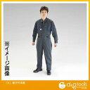 エスコ [3L]継ぎ作業服 (EA996AG-4)