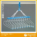 エスコ 490x380x480mm洗濯ハンガー(10連) (EA928CY-4)