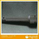 エスコ インパクト用エクステンションバー 3/4sq×330mm (EA164E-13)