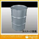 JFE ステンレスドラム缶オープン缶 KD050L (フタ レバーバンドタイプ)(SUS304) KD050L