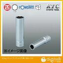 KTC 9.5sq. ディープソケット(六角) B3L-16