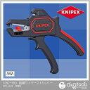 クニペックス 自動ワイヤーストリッパー 0.2-6.0(SB) 1262-180