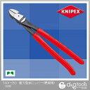 クニペックス 強力型斜ニッパー(硬線用)(SB) (7401-250)