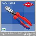 クニペックス 強力型斜ニッパー(硬線用)(SB) (7402-140)