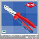 クニペックス 強力型斜ニッパー(硬線用)(SB) 7405-200