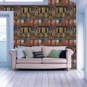 アサヒペン デジタルプリント壁紙 46cm×15m F-011
