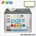 アサヒペン 水性多用途EX ミルキーホワイト 7L asahipen 塗料 水性塗料【02P03Dec16】