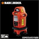 ブラック&デッカー イージーレーザーレベラー (BDL210S) BLACK&DECKER レーザー墨出器・距離計 レーザー墨出器