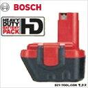 ボッシュ ニカド HDバッテリー 12V・2.4AH (2607335676) 電動工具用バッテリー ボッシュ バッテリ 電動工具