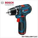 ボッシュ バッテリードライバードリル 10.8V GSR10.8-2-LI