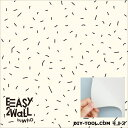 WhO 「平山昌尚 5680」 EASY2WaLL by WhO クリーム 幅45cm長さ2.5M (E-HM002)