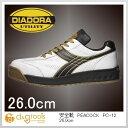 ディアドラ 安全靴 PEACOCK 26.0cm (PC-12 )