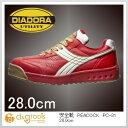 ディアドラ 安全靴 PEACOCK 28.0cm (PC-31)