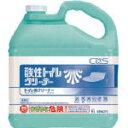 シーバイエス トイレルーム用洗剤 酸性トイレクリーナー 5L 5996273 1 個