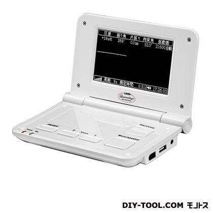 LUHW 自動巻き時計測定器 ホワイト  LU12001WT