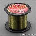 エスコ [フッ素樹脂コーティング]ナイロン糸 0.330mm 600m EA628AW-4