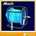マッハ スムージーエアホースドラム(エアリール/エアドラム) 内径7.0mm×外径10.0mm×30m (NDSG-730C) エアーホースドラム エアホース