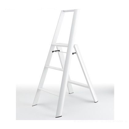 メタフィス ルカーノ 3-step 踏台(踏み台) ホワイト  ML2.0-3(WH)