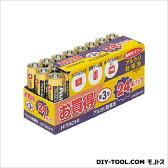 日立製作所 アルカリ乾電池単324パック (LR6EW24P) HITACHI レジャー用品 便利グッズ(レジャー用品)