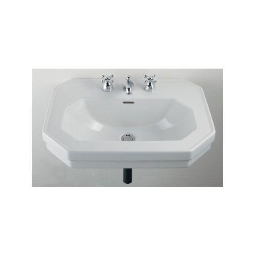 DURAVIT 壁掛洗面器//3ホール 白(ホワイト) 呼46・横700・縦500 #DU-0438700030 1