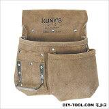 Kuny''s クニーズ 革製シングルバッグ 腰袋片側(ベルト無し) (AP-719)[返品不可]【あす楽】