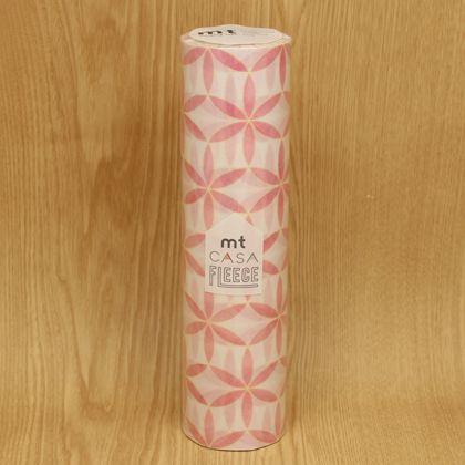 カモイ/カモ井 mt CASA FLEECE 円と花 230mm×10mの写真