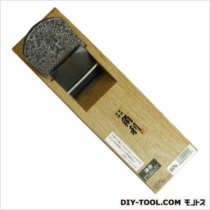 角利産業 二枚刃鉋 油台 サイズ:台寸法/83×272mm、有効削幅/55mm、刃幅/65mm (41445) 角利産業 鉋 かんな カンナ