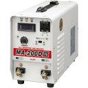 マイト工業 直流インバーターアーク溶接機 (MA200D3) 1台