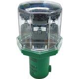 mitsugiron工业动物打孔机绿色 W80D80H141mm (EG-58)[ミツギロン工業 アニマルパンチ グリーン W80D80H141mm (EG-58)]