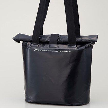 ZAT 無縫製バックトートタイプ ブラック G200-6430
