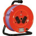 日動工業 電工ドラム 標準型100Vドラム 2芯 30m ソフト電線 (×1台) NR304DS