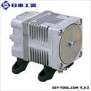 日東工器 コンプレッサー 中圧 幅×奥行×高さ:7.5×9×8cm AC0110