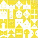 Scandinavian Pattern Collection 【在庫限り特価】フリース壁紙 Graphic Conversation 巾46cm×5M 黄 SPC-619