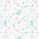 Scandinavian Pattern Collection ウィンドウフィルム Torekov florals 92cm×90cm SPC-648