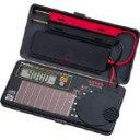 三和電気計器 ソーラー充電ポケット型デジタルマルチメータ PS8A 1 個