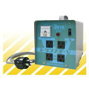 スズキッド 降圧専用ポータブル変圧器 トランススターV 200V (STV-3000) SUZUKID 溶接機 昇圧降圧変圧器(トランス)【02P03Dec16】