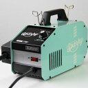 スズキッド ノンガス半自動溶接機 DIY FACTORY sparky(スパーキー) スターターセット ライトブルー SPK-80b