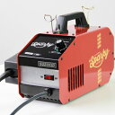 スズキッド ノンガス半自動溶接機 DIY FACTORY sparky(スパーキー) スターターセット レッド SPK-80r