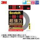 3M(スリーエム) スコッチ 超強力両面テープ プレミアゴールド(スーパー多用途) 粗面用 12×4 (SPR-12) 3M(スリーエム) 両面テープ