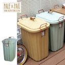 RoomClip商品情報 - スパイス PALEPAIL(ペール×ペール)ゴミ箱 ブルーグレー 60L 234238
