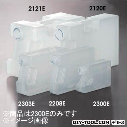 サンプラ ブックボトル 500ml 透明 (2300E)