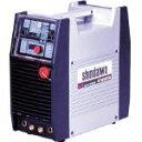 やまびこ 新ダイワ TIG溶接機 直流専用200A 電源100V/200V兼用 STW201DW 1台 STW201DW 1 台