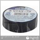 ニトムズ ビニールテープS 黒 19mm×10m (J2577)