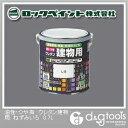 ロックペイント 油性・つや有 ウレタン建物用塗料 ねずみいろ 0.7L H06-1601