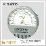 SATO バロメックス気圧計(温度計付) [] (7612-00)